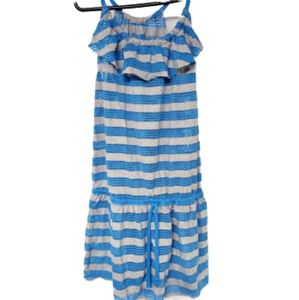 10/$35 Justice Swim Cover Up Skirt NWT